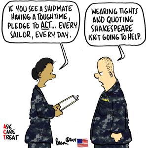 SP Month Cartoon