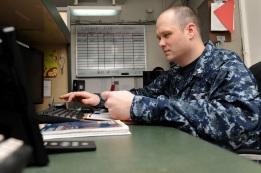 USS John C. Stennis activity